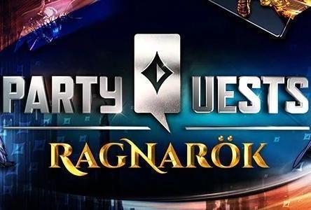 Ragnarok на PartyPoker: 300 000$ призовых во фрироллах
