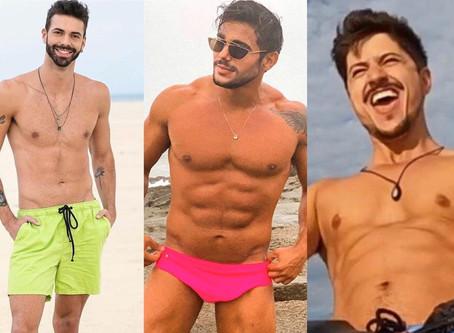 """Jarlles comenta relação de Rafa Vieira e Matheus no De Férias com o Ex Brasil 6: """"não vingou"""""""