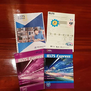 Update : 25 Facts 'bout IELTS and reviews from my bestie and mates with IDP Thailand 😍