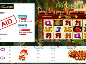 Dragon Gold slot game tips to win RM2400 in Pussy888