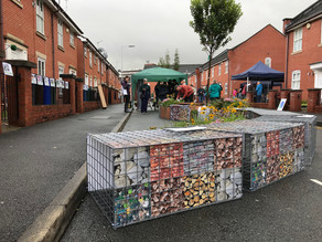 Sustainable Streets Update: Living Exhibition