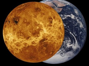 Une potentielle trace de vie sur Vénus ?
