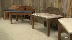 Collinsville company honoring veterans with giveaway of custom benches