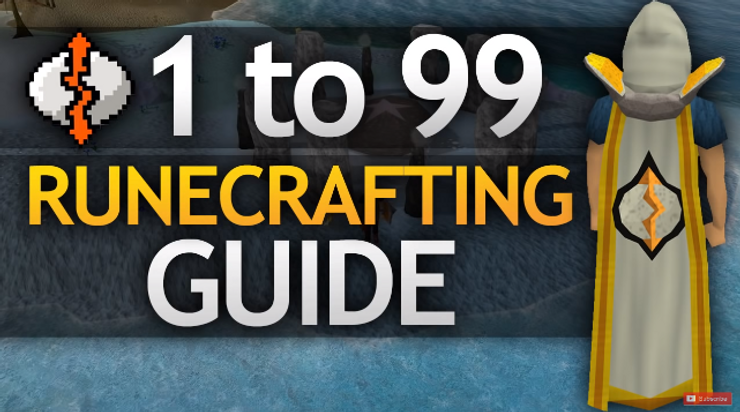 OSRS 1-99 Runecrafting Guide (Fastest & 100M+ Methods