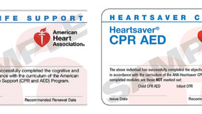 BLS or CPR AED? What's the difference?