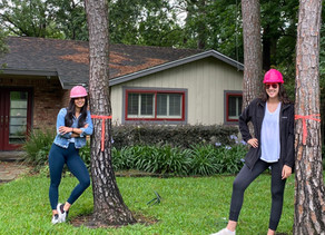 Before we break ground, we must first demolition. Hard Hat Highlights, Al Ross Luxury Homes