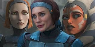 Star Wars: Katee Sackhoff Says Bo-Katan Changed Between Rebels and The Mandalorian