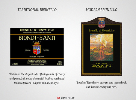 His majesty...brunello di montalcino