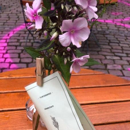 """Der """"Salon des Plantes"""" wächst und gedeiht..."""