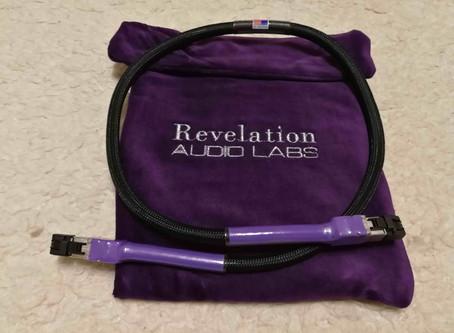 Revelation Audio Labs Cryo Silver™ Reference LAN