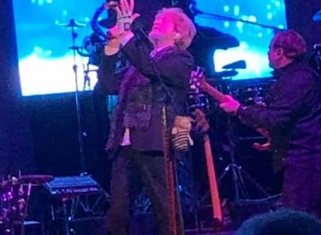 Concert review:  Jon Anderson @  Lynn Auditorium, March 29, 2019
