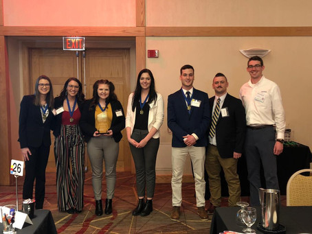 University of Cincinnati New Buidler's Competition First Place Win!