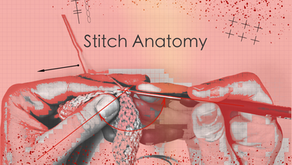 Stitch Anatomy Part 1: How Hooking Action Affects Gauge.