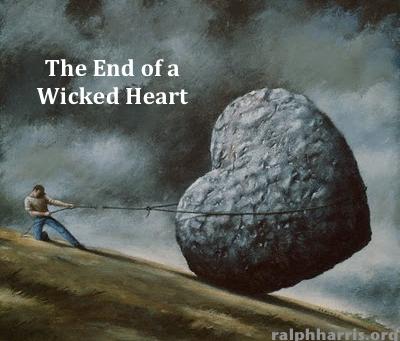 O Fim do Coração Perverso, por Ralph Harris