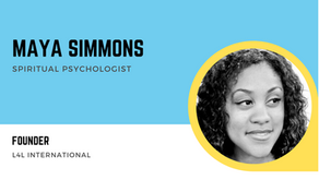 Interview With A Women Entrepreneur - Maya Simmons aka 'Epiphany' (Spiritual Psychologist)