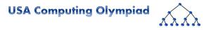 USA Computing Olympiad Logo