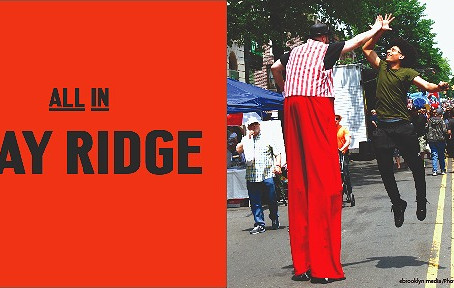 Bay Ridge Merchants and Shoppers: Show that You Are All In On NYC!