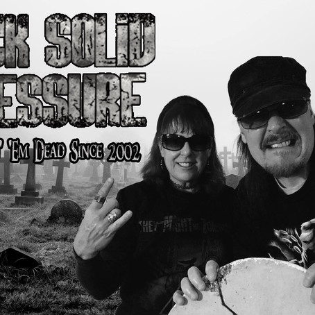 This week on The Rock Solid Pressure Show