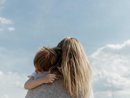 Gebet einer Mutter