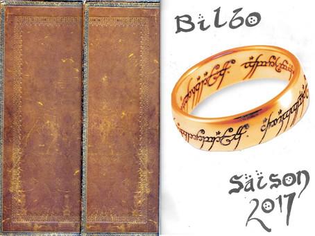 Vous pouvez voir maintenant le livre d'or de la Tanière de Bilbo (saison 2017)