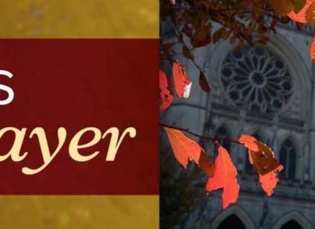 25 Days of Prayer