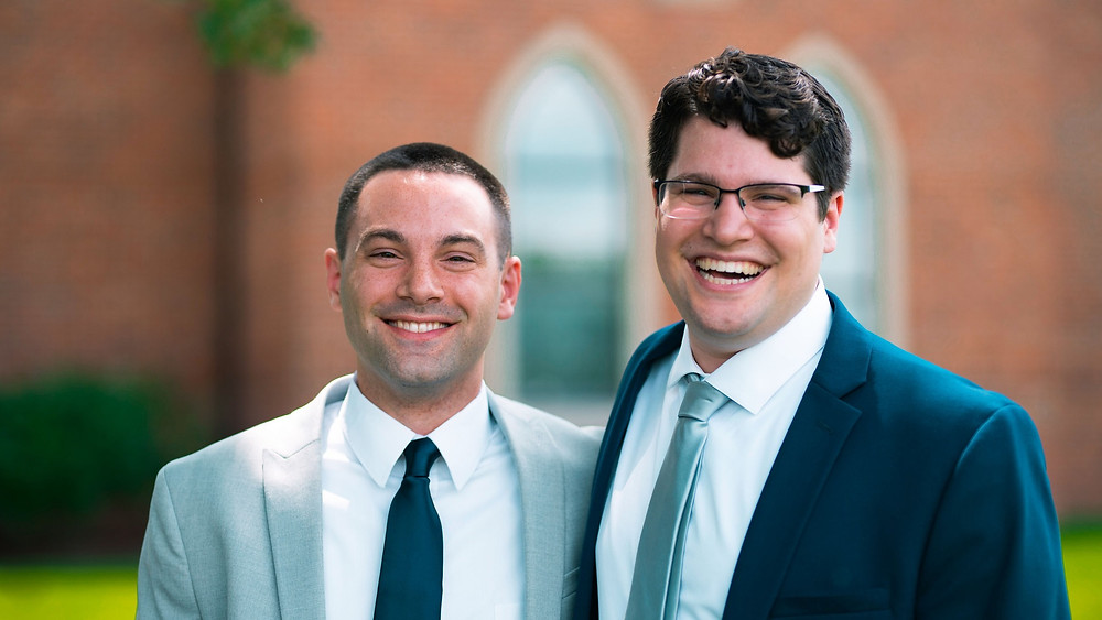 Anchor Group consultants Ben and Caleb Schmitz