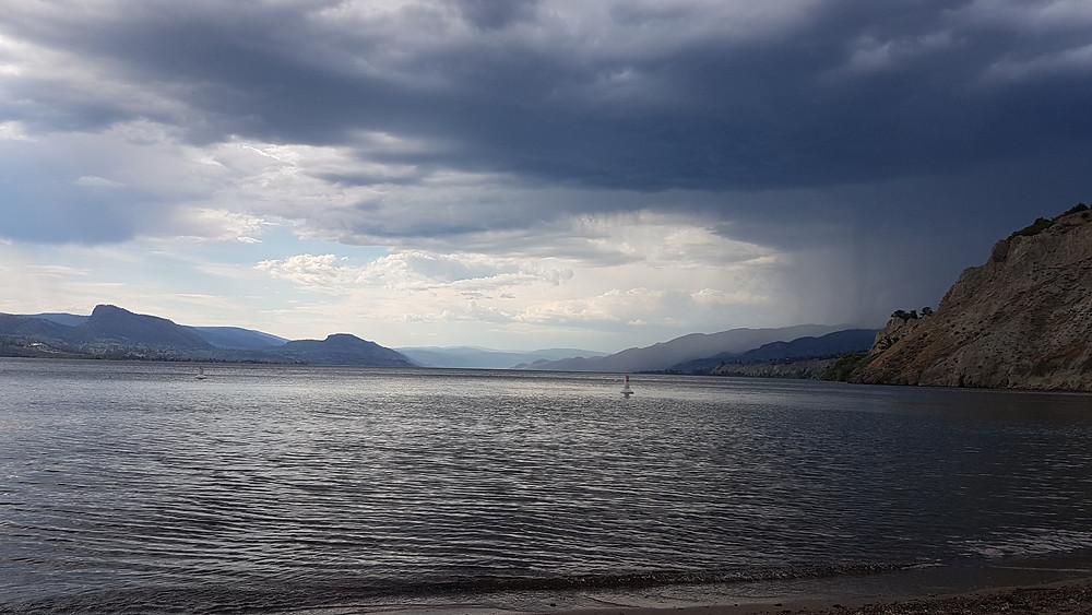 Lake Okanagan, BC, Canada