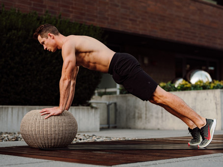 Form Check: Two Common Misconceptions Of The Traditional Push Up