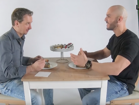 VEGANI VS ONNIVORI:  Brunaccioni e Avoledo a tavola insieme