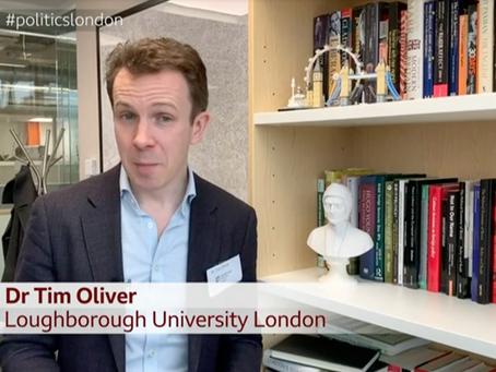 Report on BBC Politics London