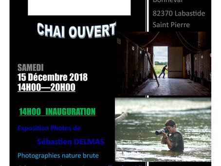 Porte Ouverte le 15 décembre 2018