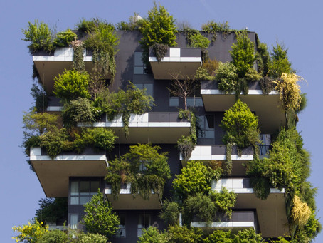 Building a more sustainable future