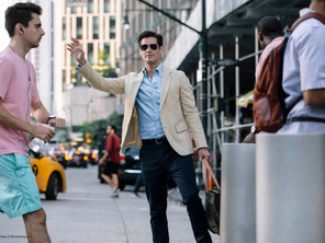 How to Stay Cool in Summer While Wearing a Suit