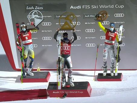 Alexis Pinturault Wins Parallel Race On Lech Zürs