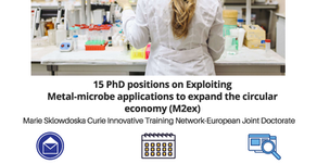 Opportunity: 15 Marie Curie PhD fellowships