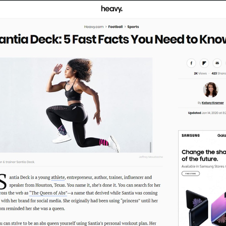 Heavy.com Feature