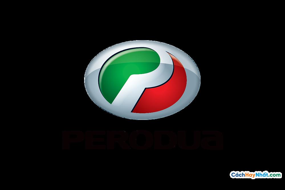 Logo Perodua PNG