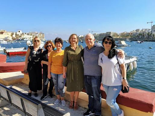 Открывайся для нас, остров Мальта...
