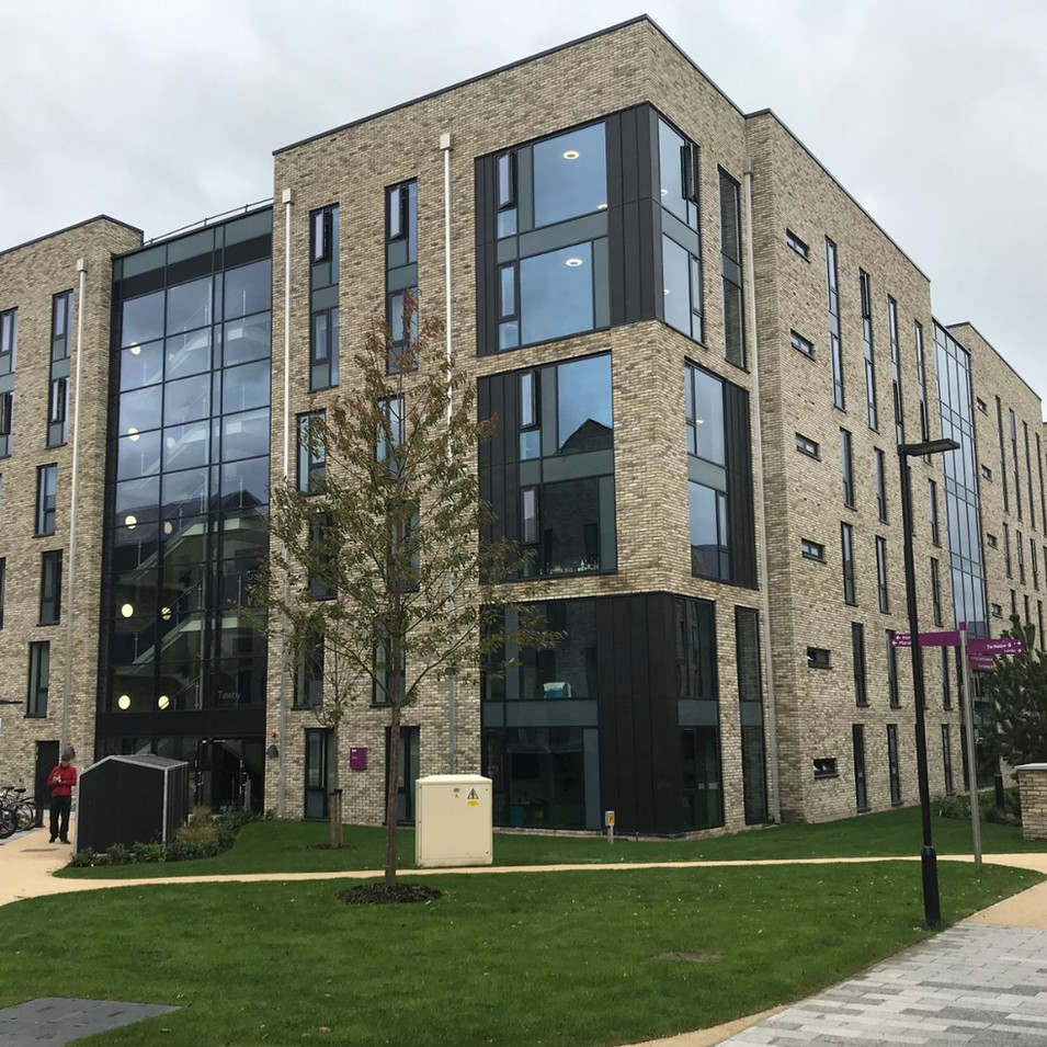 Unsworth Park Student Residences, Manchester