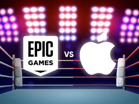 Epic, Apple'ın son başvurusunda 'Epic'in emeğinin meyvelerini almaya hakkı olmadığını' söyledi