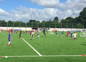 Carshalton Athletic Summer Holiday Soccer Camp is now open for bookings