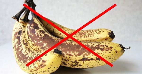 Banány k večeři prostě NEPATŘÍ