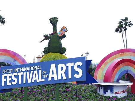 Disney's 2020 Epcot International Festival of the Arts