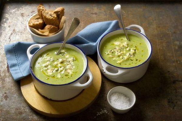 Recept na zdravou brokolicovou polévku