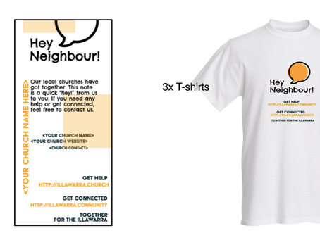 What does it look like for the church to partner with Hey Neighbour?
