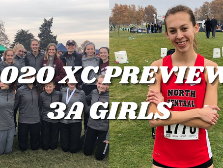 2020 XC Preview: 3A Girls