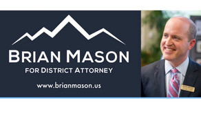 Meet and Greet for Brian Mason - Sunday March 15, 2 PM