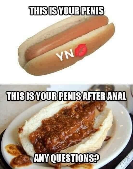 Funny Anal Memes