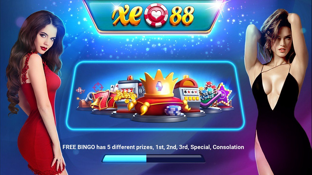 XE88 is the most trending slot games in 2019!