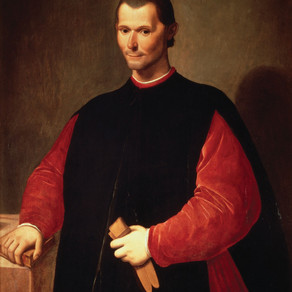 A Defence of Machiavelli